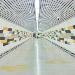 Photo taken at Metro =B= Anděl by Jakub Č. on 12/17/2015