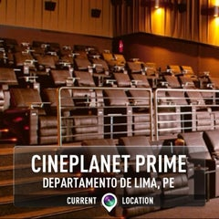 Photo taken at Cineplanet by Joel M. on 3/23/2013