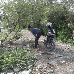 Photo taken at Wisata Anyar Mangrove (WAM) by Ok T. on 1/9/2013