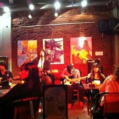 Photo taken at Bar Abierto by Fabiola G. on 1/20/2013
