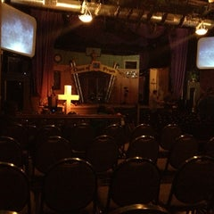 Photo taken at City Church Downtown by Lynnwood K. on 10/21/2012