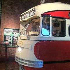 Photo taken at Senator John Heinz History Center by Murat T. on 11/17/2012