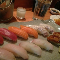 Photo taken at Taro Sushi by Cindy L. on 3/31/2013