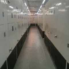 Photo taken at Manhattan Mini Storage by .oo. on 12/17/2013