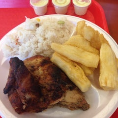 Photo taken at Super Pollo by Tonny on 3/16/2014