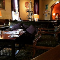 Photo taken at Rembrandt's Coffee Shop by Todd C. on 2/2/2015