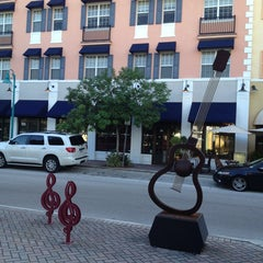 Photo taken at City of Delray Beach by Lucia D. on 9/14/2013