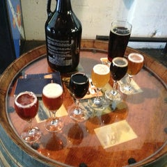 Photo taken at Wingman Brewers by Rob L. on 4/7/2013