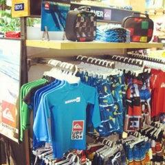 Photo taken at Maui Nix Surf Shop - The Original by Angela E. on 9/25/2012