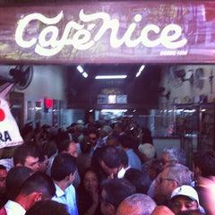 Photo taken at Café Nice by Gabriel A. on 10/1/2012