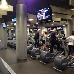 Photo taken at 24 Hour Fitness by Philip Z. on 5/16/2013