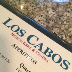 Photo taken at Los Cabos Mexican Grill And Cantina by Scott C. on 12/17/2012