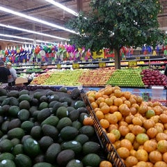 Photo taken at El Rancho Supermercado by Ashwin on 2/16/2014
