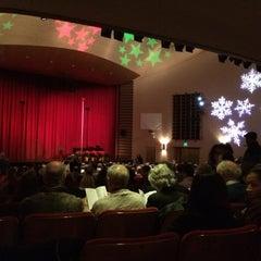 Photo taken at The Klein Memorial Auditorium by Brian S. on 12/7/2014