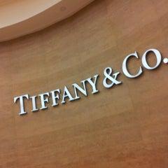 Photo taken at Tiffany & Co. by MYswarm on 12/29/2012