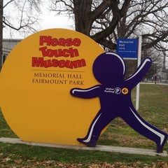 Photo taken at Please Touch Museum by Stephen H. on 1/1/2013