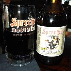 Photo taken at Sprecher's Restaurant & Pub by Poppy K. on 10/20/2012