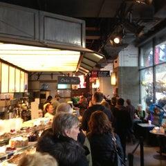 Photo taken at Caffé Bene by Adam B. on 12/15/2012