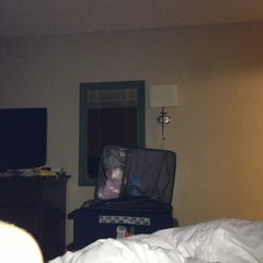 Photo taken at Hampton Inn Ft Lauderdale Airport North by Ana M. on 12/7/2012