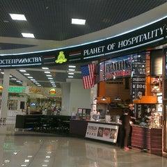 Photo taken at Терминал E / Terminal E by Alena K. on 5/9/2013