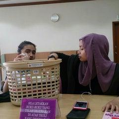 Photo taken at Perpustakaan Kuala Lumpur (Library) by Munira S. on 5/14/2015