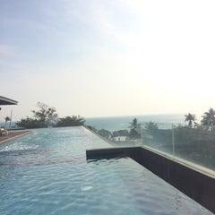 Photo taken at KC Grande Resort & Spa by Anouk G. on 2/7/2016