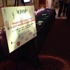 Photo taken at The Brink Lounge by Caroline R. on 12/12/2013