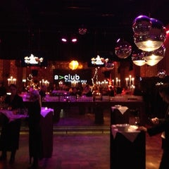 Photo taken at Escherwyss Club by Alex A. on 12/13/2012