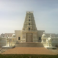 Photo taken at Hindi Temple Cultural Center by George J. on 4/28/2013