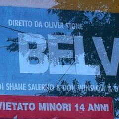 Photo taken at Cinema Ducale Multisala by Daniela G. on 11/2/2012
