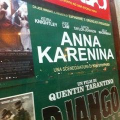 Photo taken at Cinema Ducale Multisala by Daniela G. on 3/5/2013