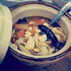 Photo taken at Tasty Resto & Cafe Tahu by Laisya F. on 11/5/2013