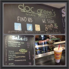 Photo taken at Doc Green's Gourmet Salads and Grill by Joe #. on 2/20/2014