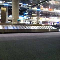 Photo taken at Baggage Claim by Amy B. on 9/19/2012
