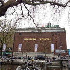 Photo taken at Heineken Experience by Vova A. on 5/2/2013