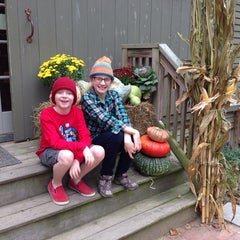 Photo taken at Jenness Farm by Amy G. on 10/13/2013