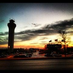 Photo taken at Kansas City International Airport (MCI) by David L. on 12/3/2012