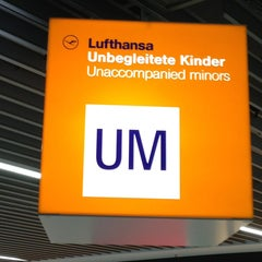 Photo taken at Lufthansa Welcome Lounge (Arrival Lounge) by Ingo R. on 7/13/2013