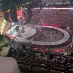 Photo taken at honda center section 422 by Jay S. on 5/16/2013