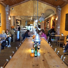 Photo taken at Le Pain Quotidien by Piotr O. on 10/31/2013