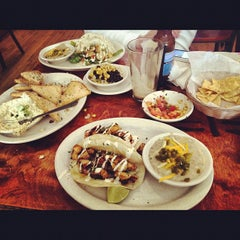 Photo taken at Cabo Fish Taco by Kailash L. on 11/7/2012