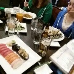 Photo taken at Sushi Ya by Melissa J. on 2/1/2015