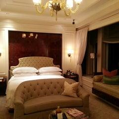 Photo taken at The St. Regis Singapore by Jihyun P. on 12/2/2012