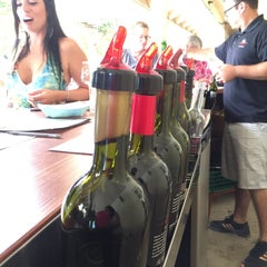 Photo taken at Doffo Winery by Sher L. on 6/6/2015
