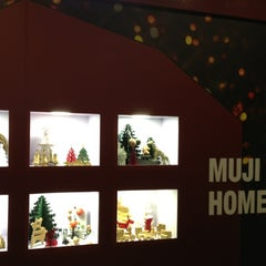 Photo taken at Muji 無印良品 by toonmoon on 12/9/2012