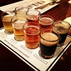 Photo taken at Iron Hill Brewery & Restaurant by Jason C. on 12/9/2012