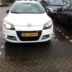 Photo taken at Autobedrijf Bochane Renault Veenendaal by Paul S. on 7/8/2014