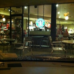 Photo taken at Starbucks by Charlie H. on 12/14/2012