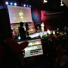 Photo taken at Boulevard Next-Gen Ministry by Saulo R. on 5/2/2013