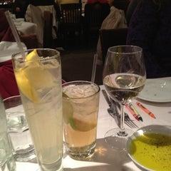 Photo taken at Romano's Macaroni Grill by Janna B. on 2/16/2013
